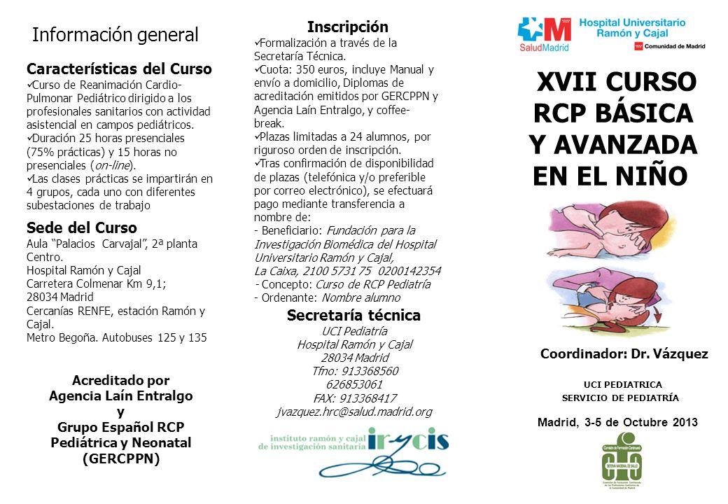 Grupo Español RCP Pediátrica y Neonatal (GERCPPN)
