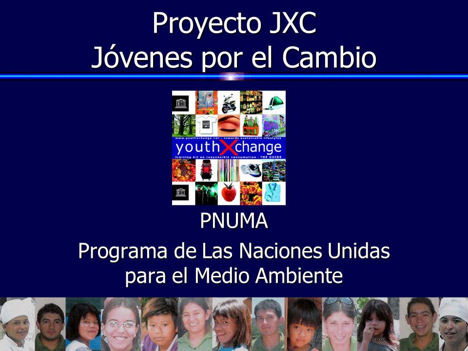 Proyecto JXC Jóvenes por el Cambio