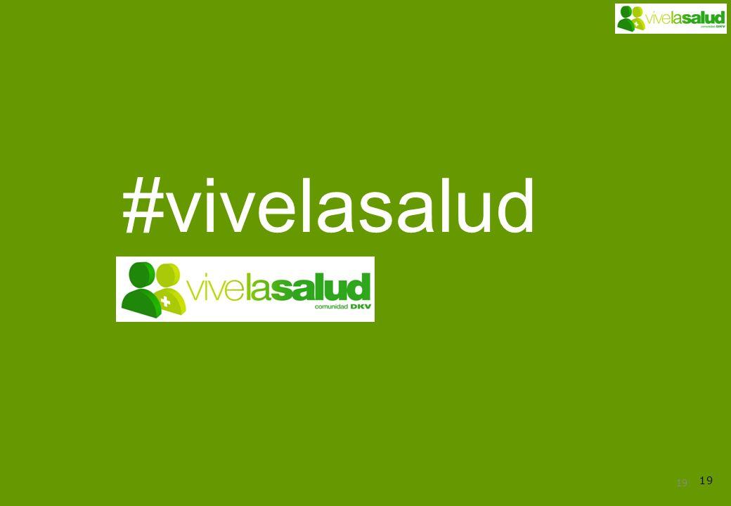 #vivelasalud 19