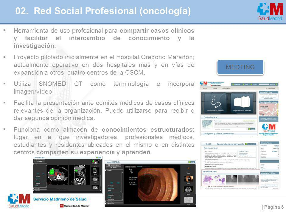 02. Red Social Profesional (oncología)