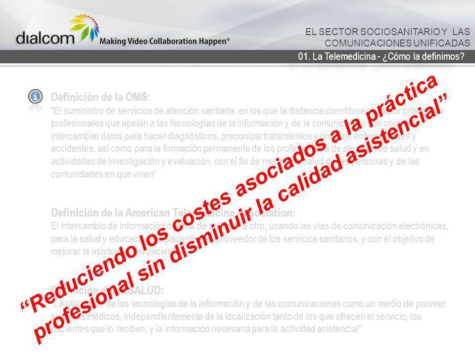 EL SECTOR SOCIOSANITARIO Y LAS
