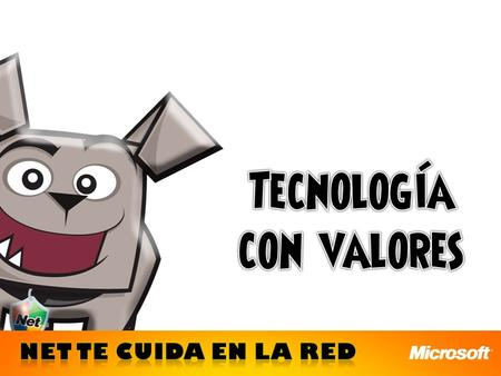 Net te cuida en la red 1.