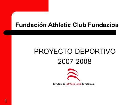 Fundación Athletic Club Fundazioa