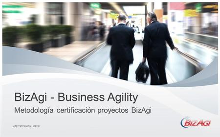 BizAgi - Business Agility