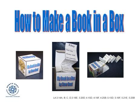 How to Make a Book in a Box