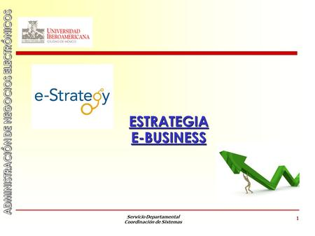 ESTRATEGIA E-BUSINESS
