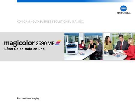 Impresora L 225 Ser Color Magicolor 2300 Dl Ppt Descargar