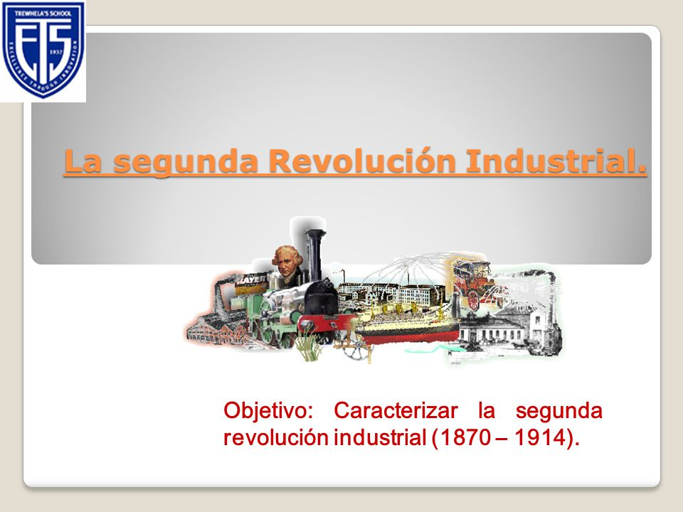 La Segunda Revolución Industrial Ppt Video Online Descargar