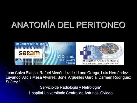Anatomía del retroperitoneo - ppt video online descargar