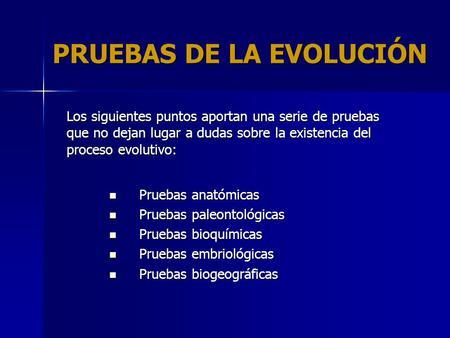 Clasificación y Evolución - ppt video online descargar