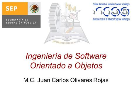 Ingeniería de Software Orientado a Objetos