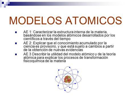 La Materia Propiedades Eléctricas Y El átomo Ppt Video