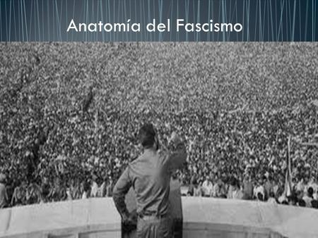 FASCISMO, NAZISMO Y POLÍTICA ASIÁTICA - ppt video online descargar