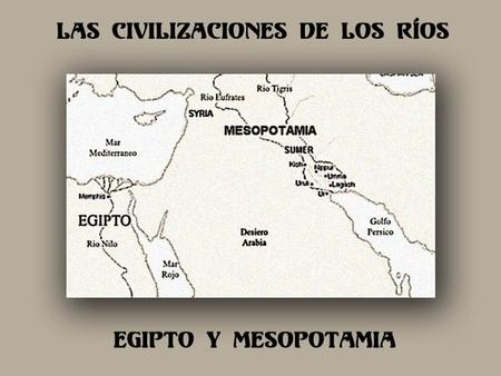 EL ANTIGUO EGIPTO El Antiguo Egipto. - ppt video online descargar