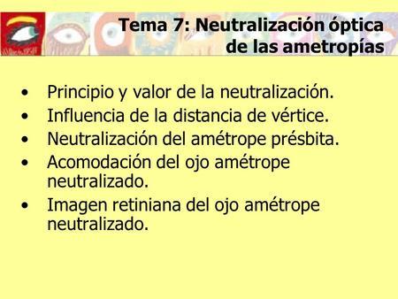 8957eb77f8 Tema 1: Introducción a la Óptica Fisiológica - ppt video online ...
