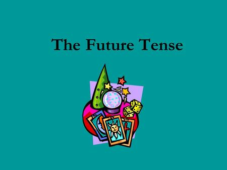 The Future Tense. In the past…to the future In Spanish 1 and 2, we used an easy way to talk about the future tense… ¿recuerdas? IR + A + INFINITIVE voyvamos.