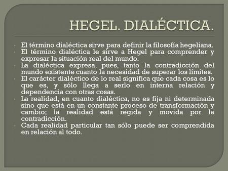 DIALECTICA DE HEGEL EBOOK DOWNLOAD