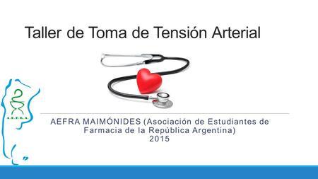 Pautas de hipertensión arterial presentación ppt