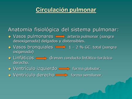 PROCESOS DEGENERATIVOS Y NEOPLASICOS DE PULMON - ppt descargar