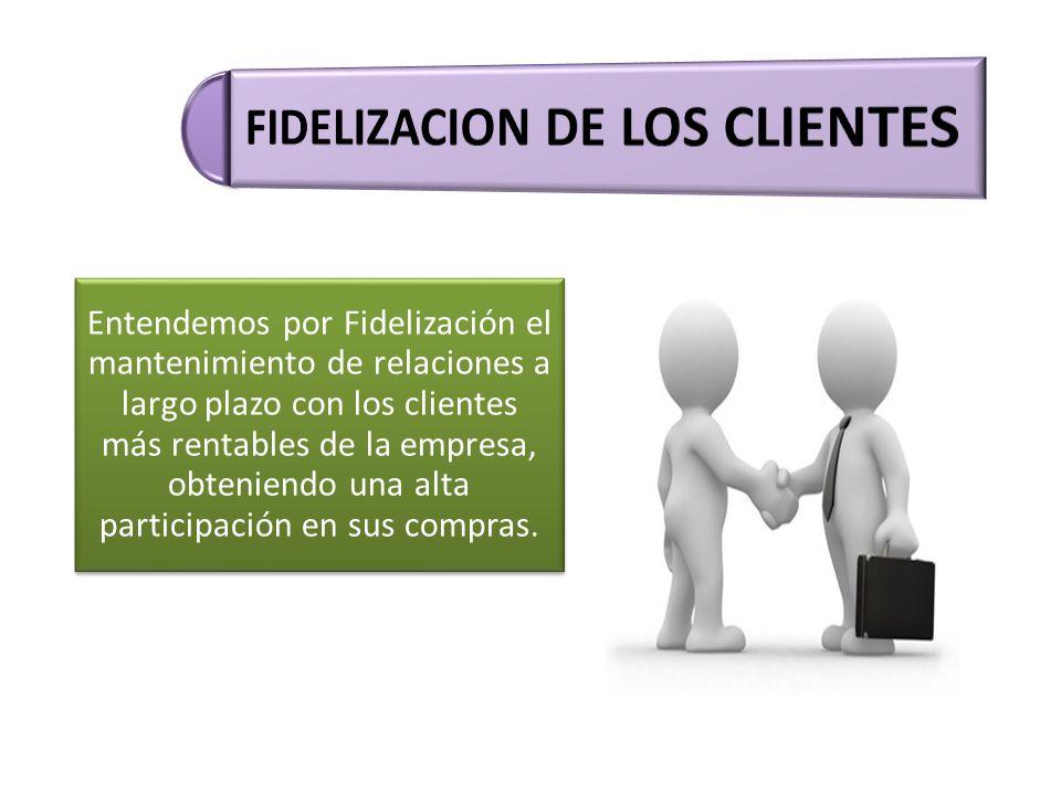 Fidelizacion De Los Clientes Ppt Video Online Descargar