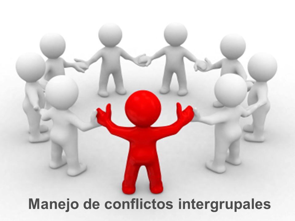 Manejo De Conflictos Intergrupales Ppt Video Online Descargar