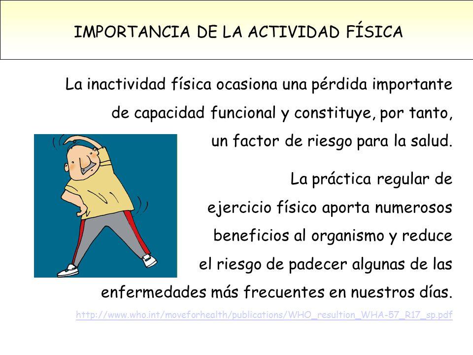 Importancia De La Actividad Física Ppt Video Online Descargar