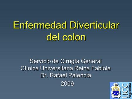 Enfermedad diverticular de colon dieta