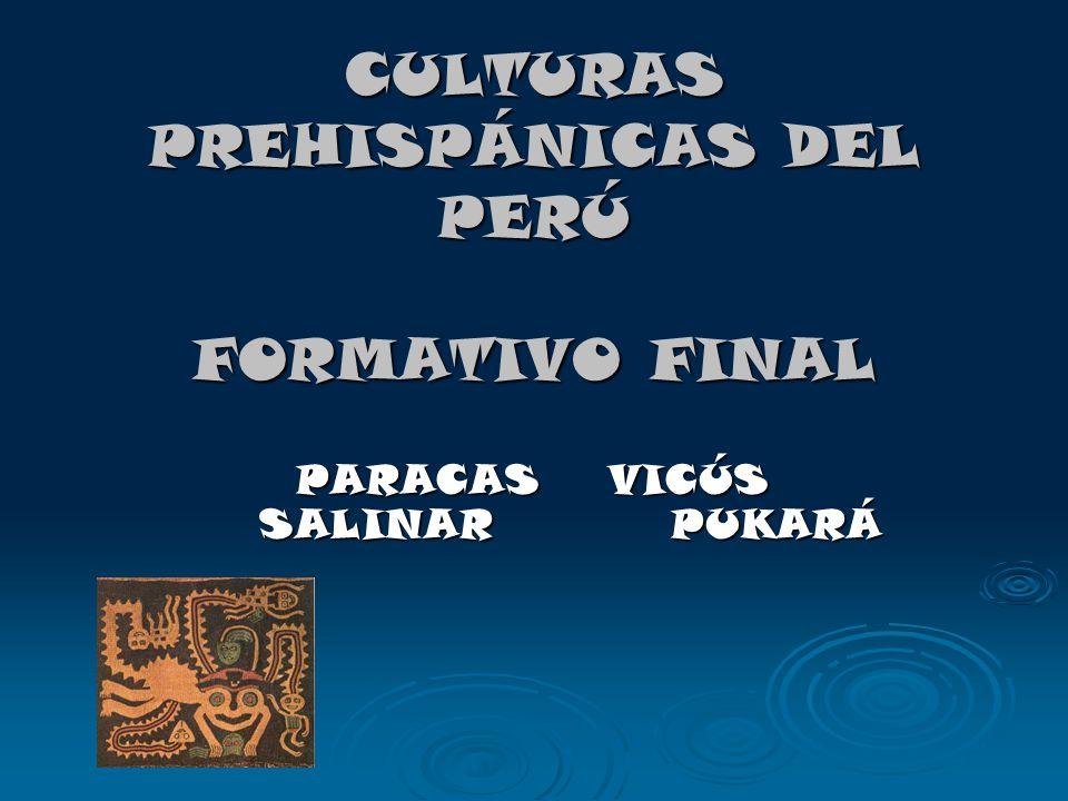Culturas Prehispanicas Del Peru Formativo Final Ppt Video Online Descargar