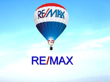 RE/MAX.