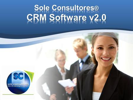 Sole Consultores® CRM Software v2.0