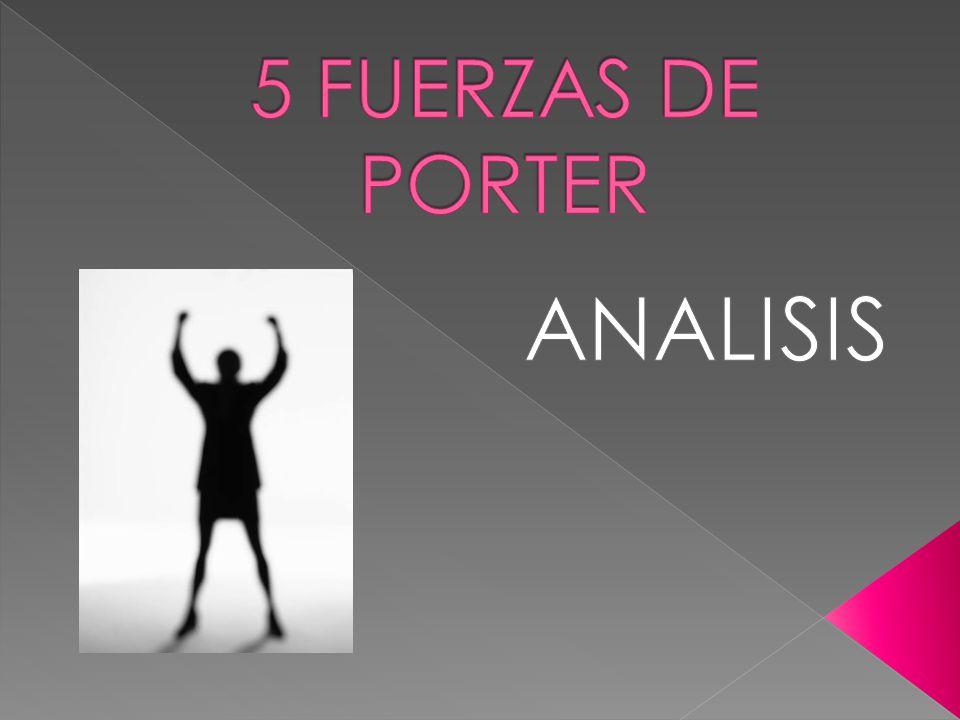5 Fuerzas De Porter Analisis Ppt Descargar