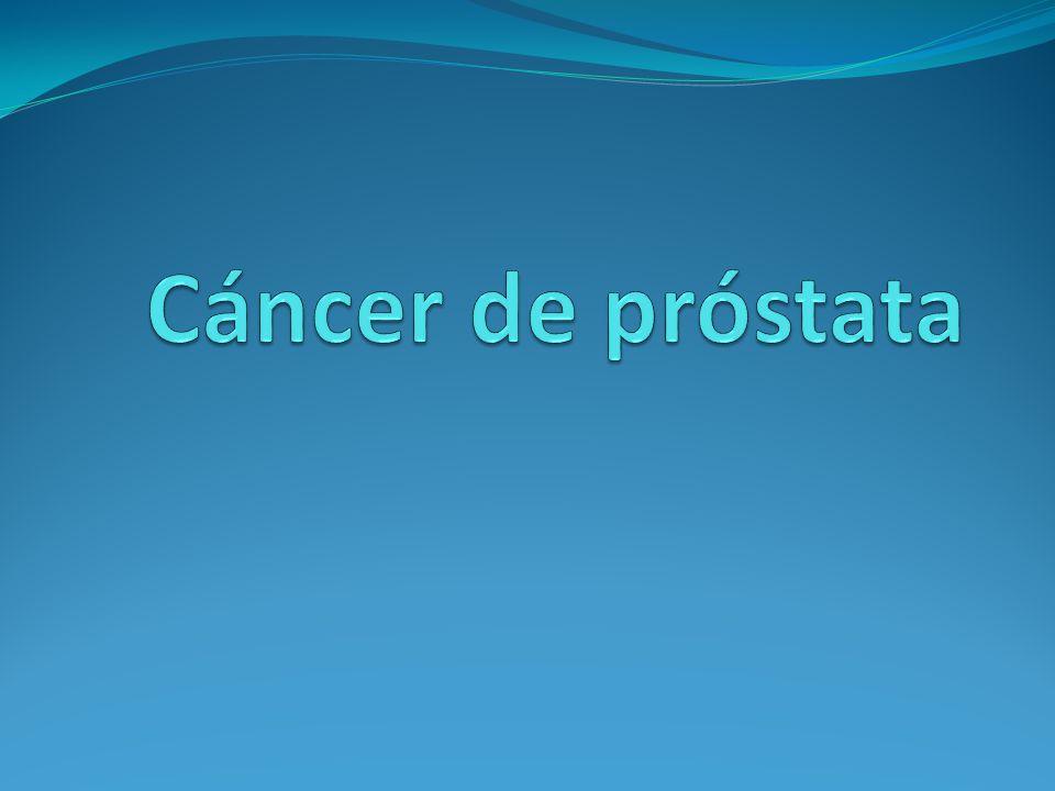 cancer de prostata ppt