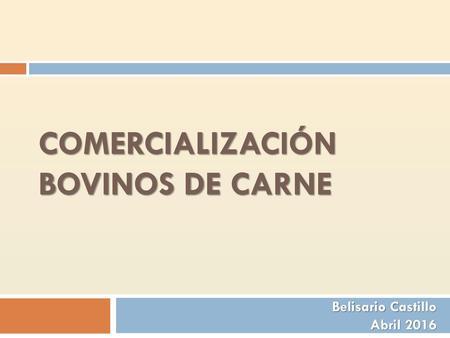 72d0c5963d57 Establecimientos Proveedores de Ganado para Faena U.E. - ppt descargar