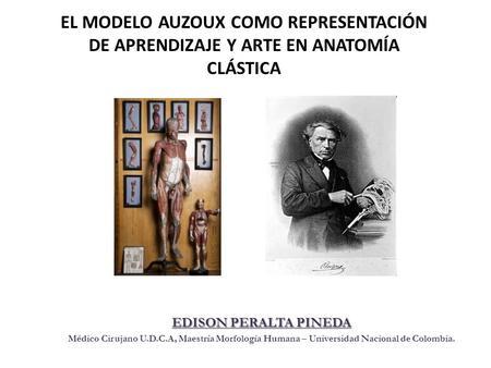 Alejandro A. Reyes-Sánchez Coordinador. Médico Cirujano y Cirujano ...