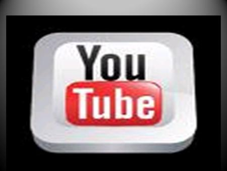 ¿QUÉ ES YOU TUBE? YOUTUBE ES UN POPULAR SITIO WEB PARA COMPARTIR VIDEOS CON SEDE EN SAN BRUNO, CALIFORNIA (EE.UU.). SUS USUARIOS PUEDEN SUBIR, VISUALIZAR.