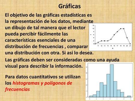 Gráficas El Objetivo De Las Gráficas Estadísticas Es La Representación De Los Datos Mediante Un Dibujo De Tal Manera Que El Lector Pueda Percibir Fácilmente Ppt Descargar