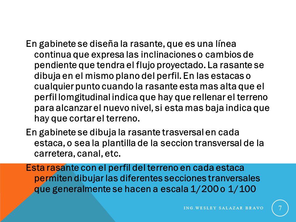 CAMINOS - CUBICACION DE MOVIMIENTO DE TIERRAS - ppt descargar