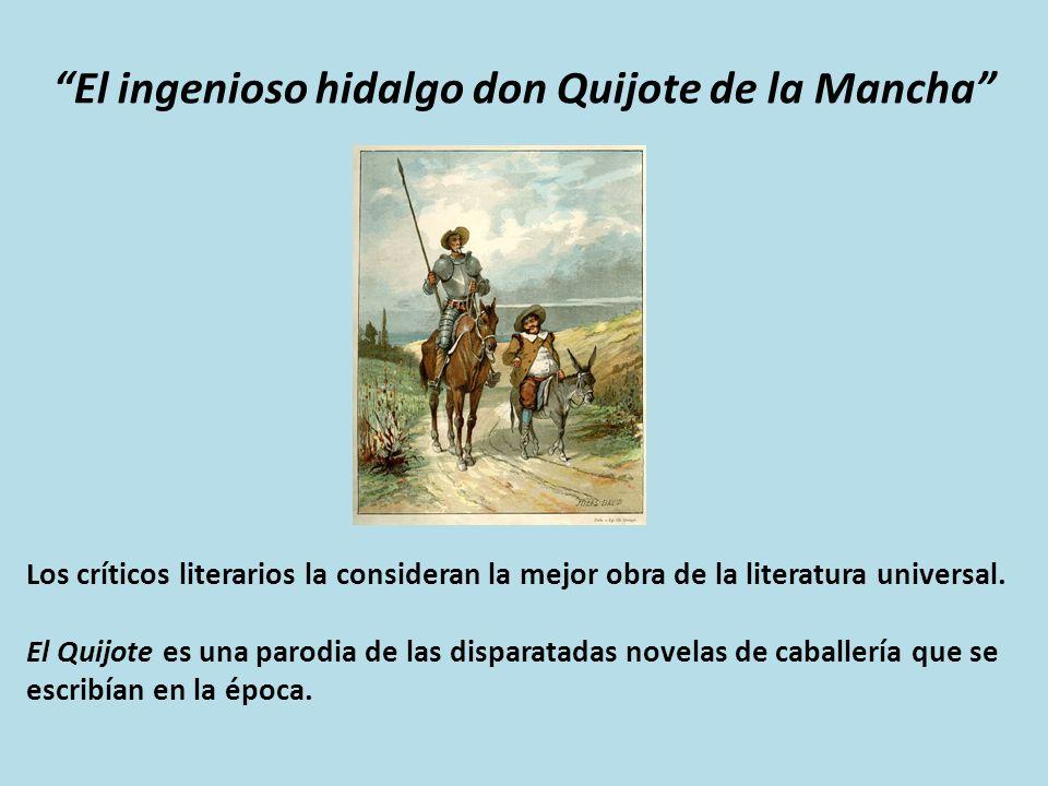 el ingenioso hidalgo don quijote de la mancha pdf