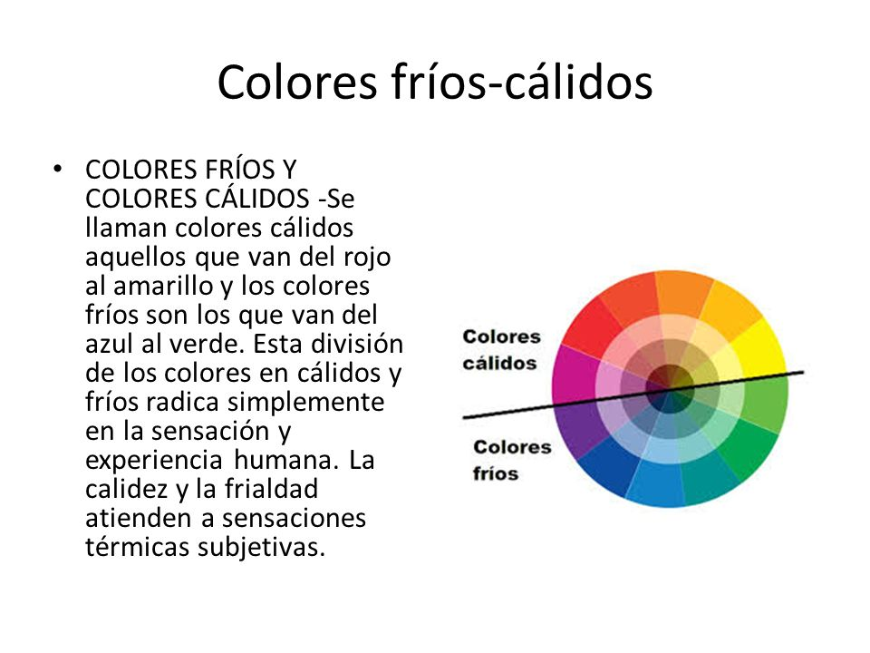 Colores Daniel Ilarraz. - ppt video online descargar