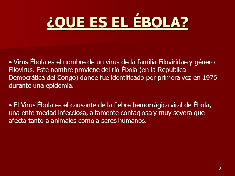 QUE ES EBOLA PDF DOWNLOAD