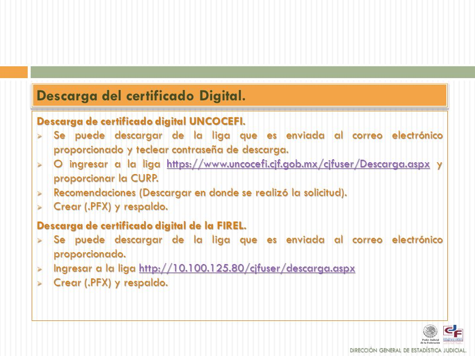 descarga certificado digital