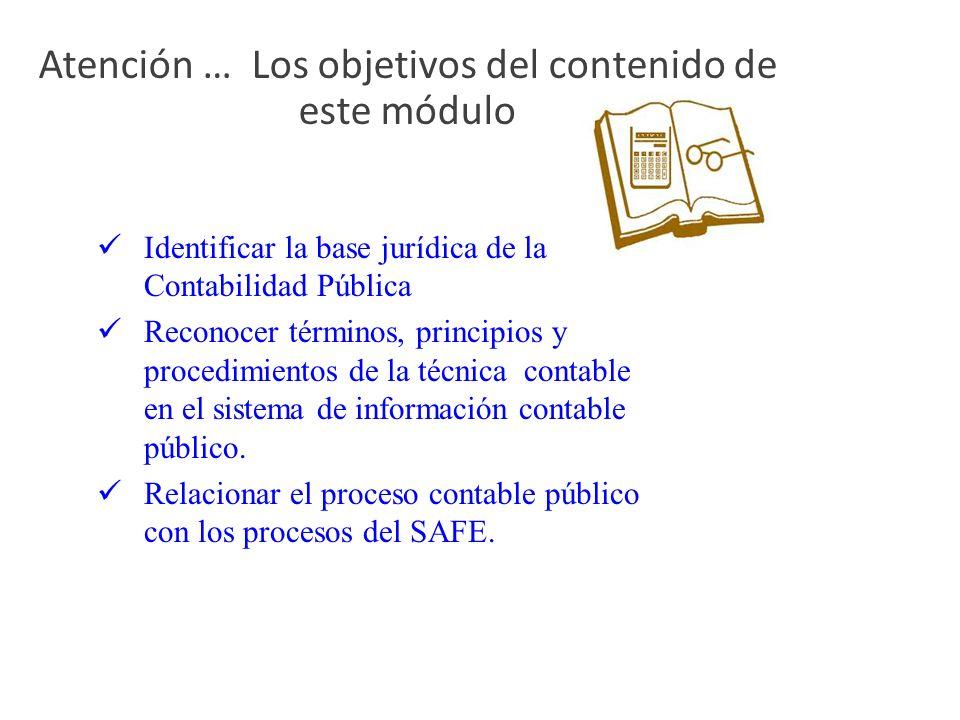 Módulo 4: Sistema de Contabilidad General de la Nación - ppt descargar