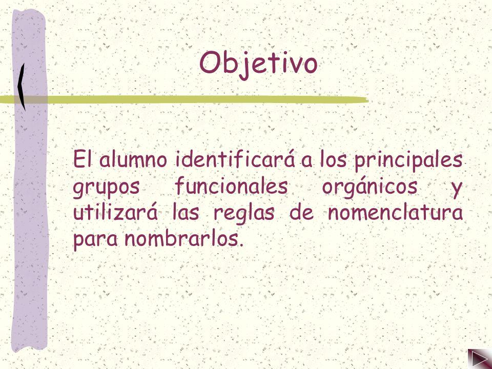 Presentacion De Los Grupos Funcionales: Principales Grupos Funcionales De La Química Orgánica