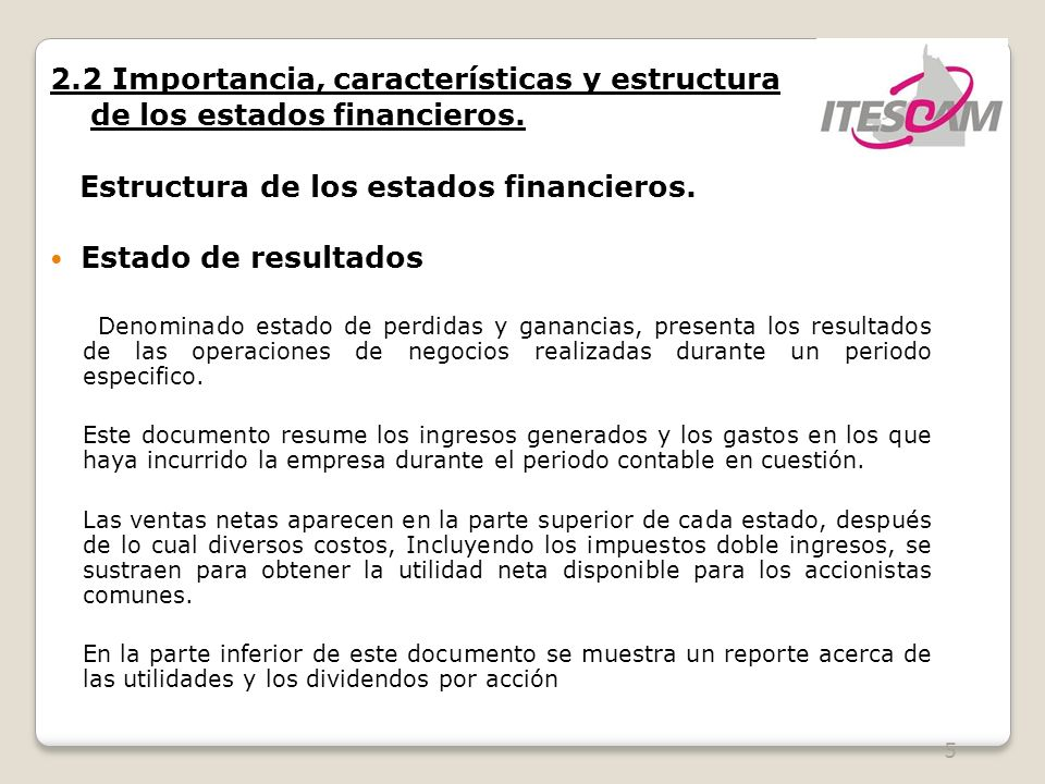 Estados Financieros Básicos Ppt Video Online Descargar