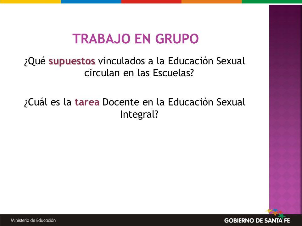 PROPUESTA DE EDUCACIÓN SEXUAL INTEGRAL - ppt video online descargar