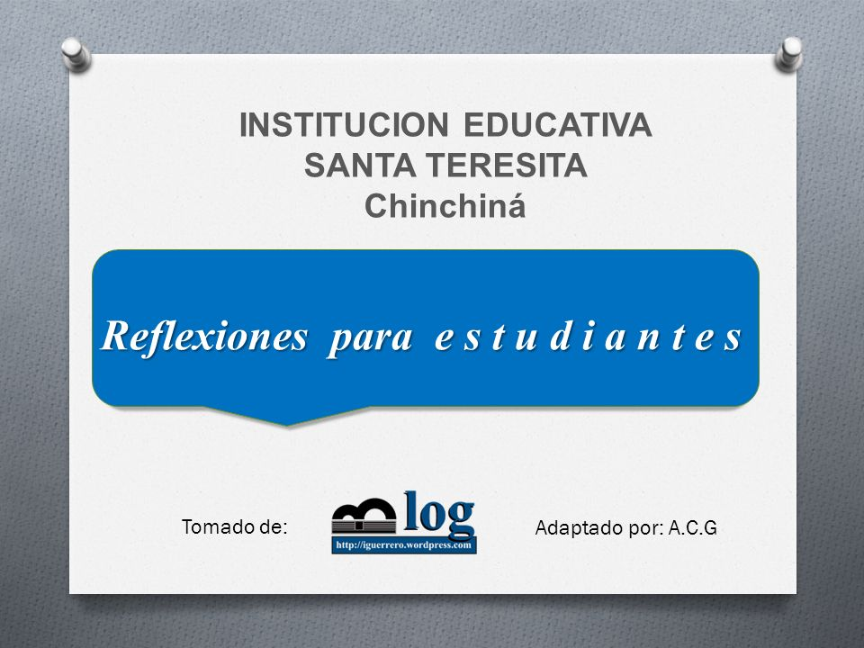 INSTITUCION EDUCATIVA