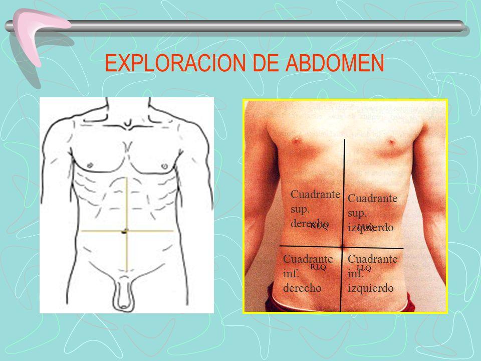 EXAMEN DE ABDOMEN. - ppt video online descargar