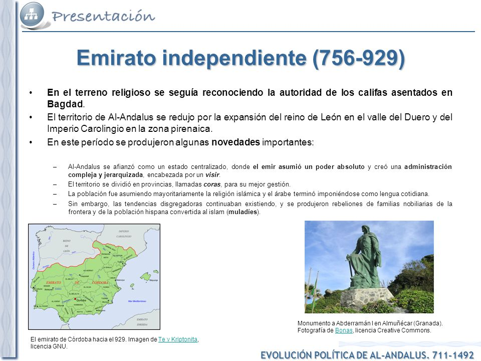 Emirato independiente ( )