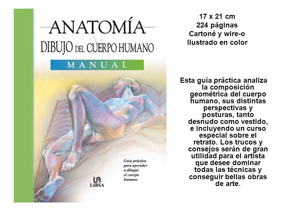 24 x 31 cm 120 páginas Cartoné con sobrecubierta Ilustrado en color ...