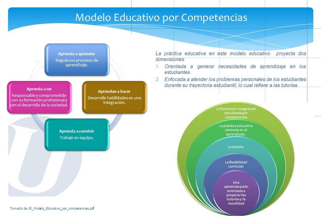 modelo educativo por competencias diplomado en docencia universitaria